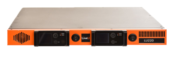 LiveU Introduces New Line of Rack-mount Encoders for Professional Live Newsgathering