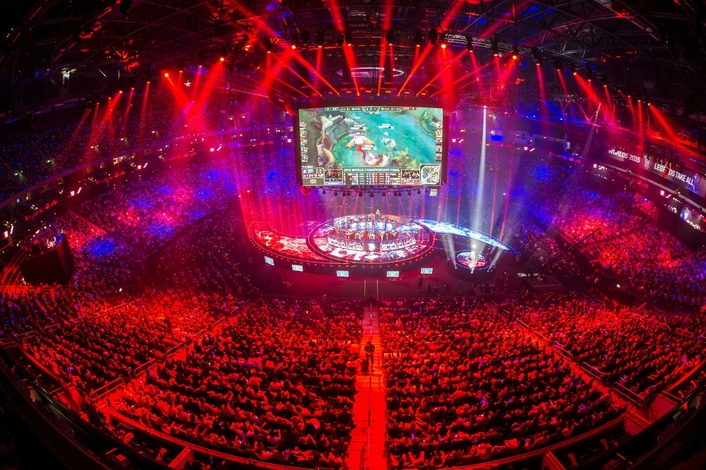 How League of Legends rose to the top of professional esports