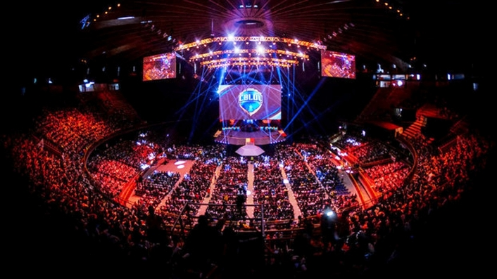 DiGiCo chosen as weapon of choice  for League of Legends final battle