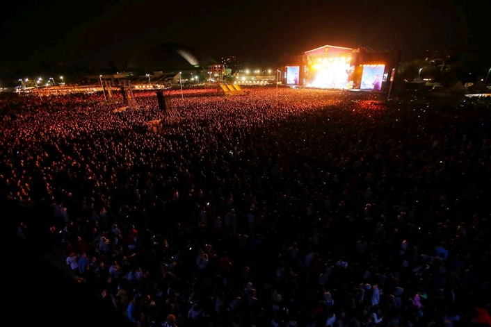 Audio-pro purchases country's first K1 system and takes it straight to Lollapalooza's main stage