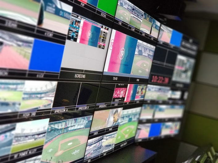 Van Wagner Sports & Entertainment and Ross Video Help Drive Stadium Screens for Major League Baseball in London