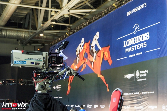 Longines Masters Premieres I-MOVIX's New INFINITE Ultra Motion System
