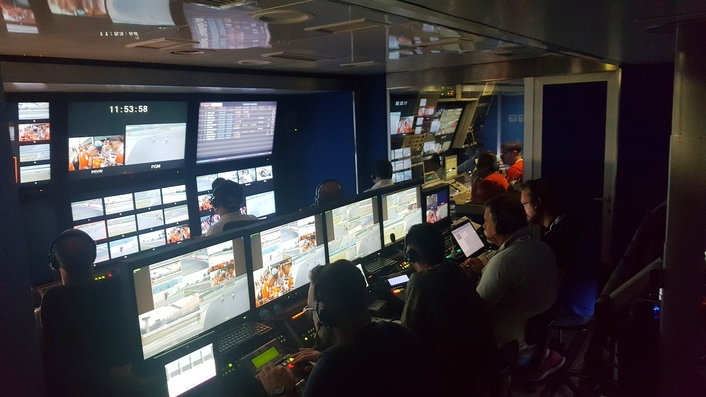 Video Progetti Announces Debut of L'Opera's Latest State-of-the-art Outside Broadcast Van