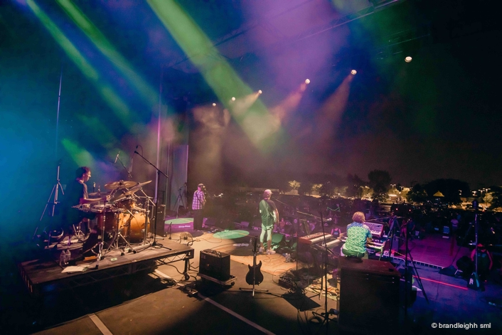 Lakeshore Drive-In live music venue opens in Chicago with Ayrton Perseo from LEC Event Technology