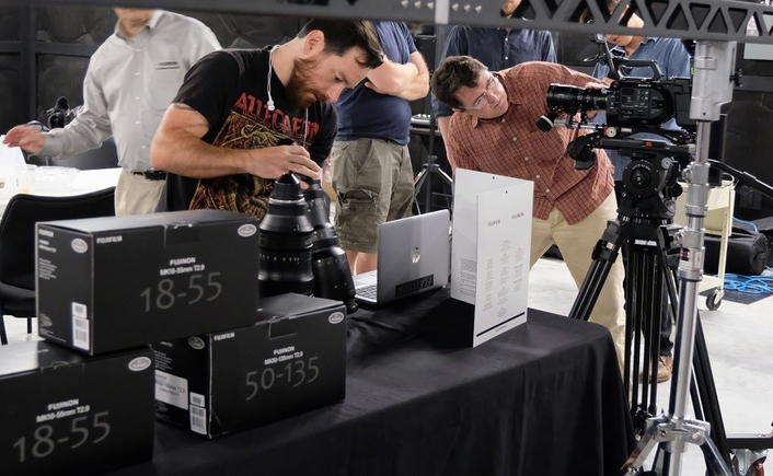 "FUJINON/FUJIFILM ROLLS OUT ""LUNCH & LEARN LENSES"" EVENTS AT CITIES ACROSS NORTH AND SOUTH AMERICA"