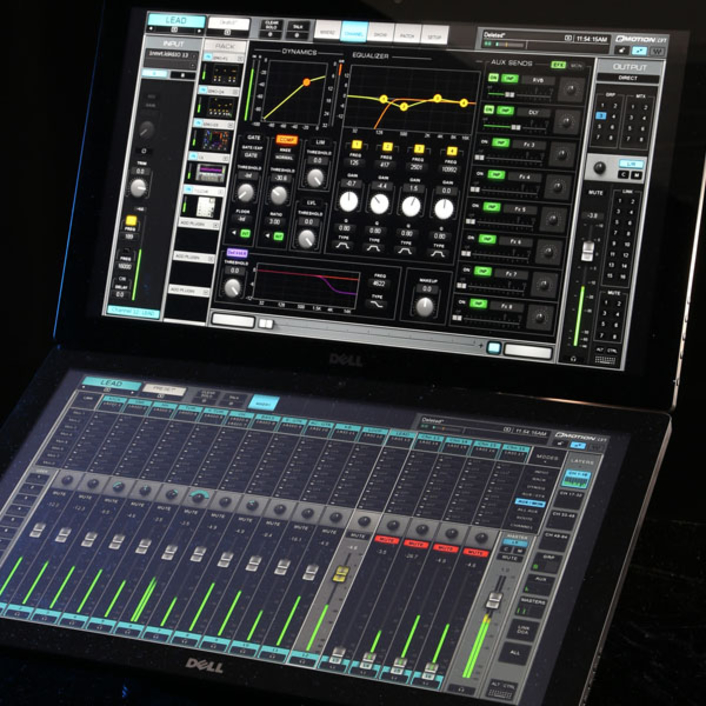 Waves Audio Now Shipping the eMotion LV1 Live Mixer