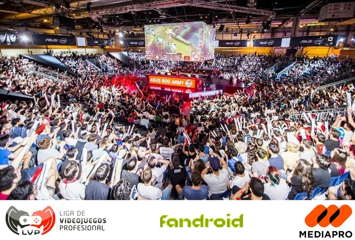 MEDIAPRO & Fandroid join forces to create the biggest eSports league in Europe