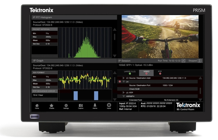 Macnica and Tektronix Partner to Ease Broadcasters' Path to All-IP Operations