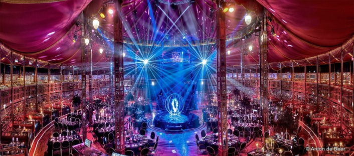 Madame Zingara's Dinner Cirque reaches new technical heights