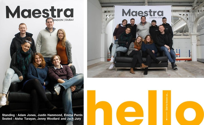 Maestra London Announces  Five Key New Appointments