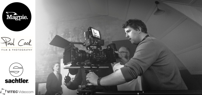 Filmmaker Paul Cook Takes Advantage of Sachtler's Versatility for Magpie