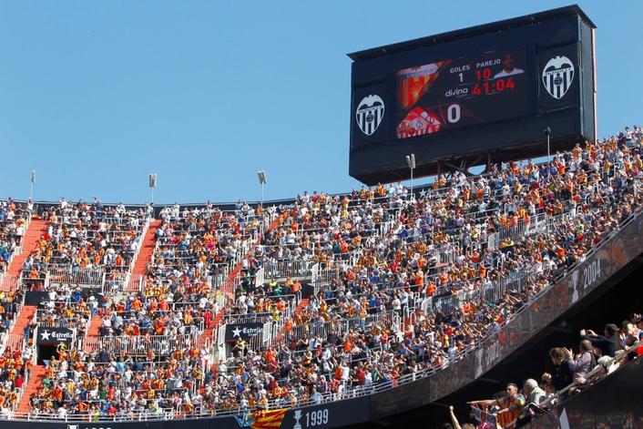 Valencia Club de Fútbol Drives StadiumAV With Blackmagic Design