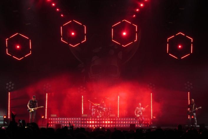 "Chorus Line™ dynamism on display on Marea ""El Azogue"" tour"