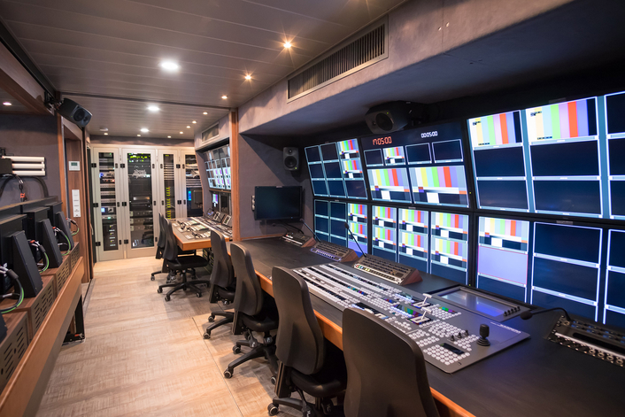 Broadcast Solutions breaks new grounds for new Televízia Markíza HD OB Van