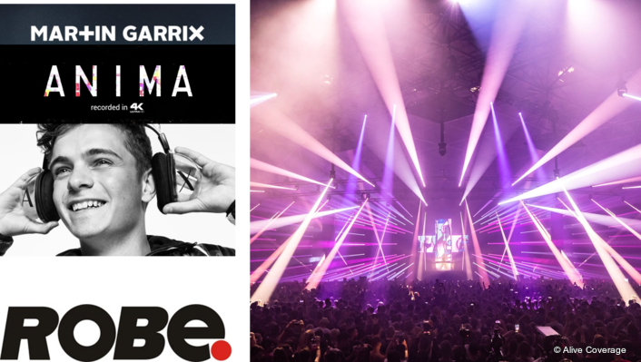Martin Garrix launches Anima