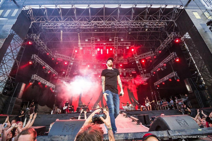 Martin Audio's premier PA systems were all across the main stages at Europe's biggest hip-hop festival recently.