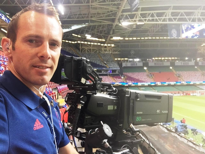 Sony drives technology innovation at UEFA Champions League Final with BT Sport's 4K HDR Production