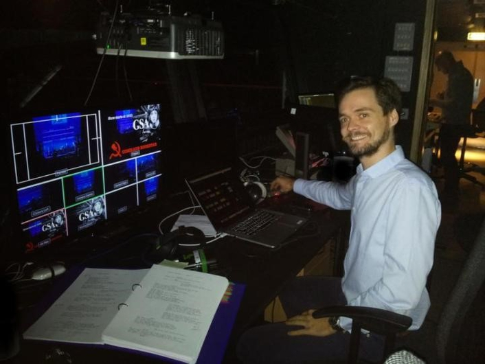 Guildford School of Acting Streams Performances Right on Cue with Matrox Monarch HD