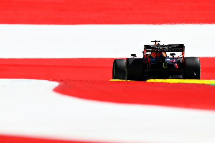Max Verstappen joins Albon and Horner in candid interviews before Austrian GP