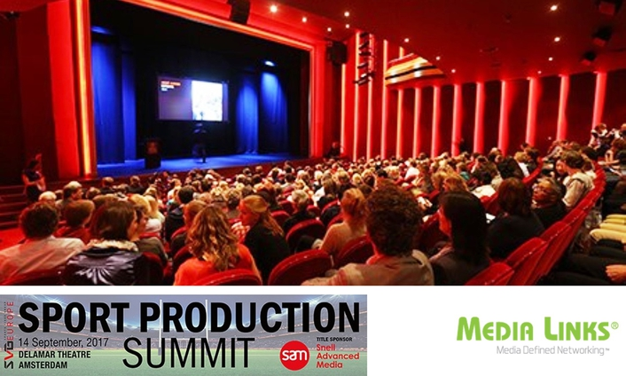 Media Links Sponsors Sports Video Group Europe Sports Production Summit