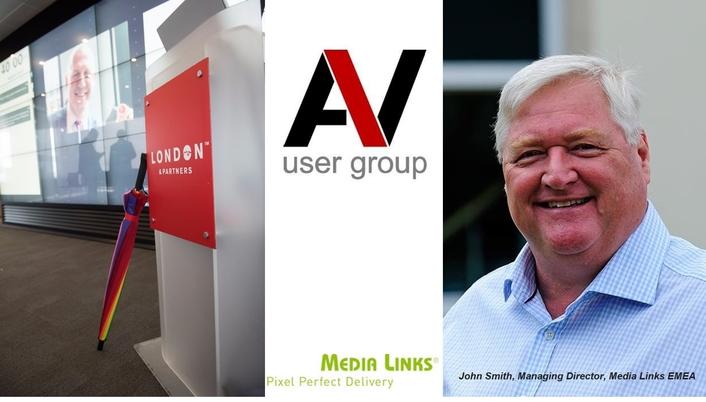 Media Links Supports AV User Group