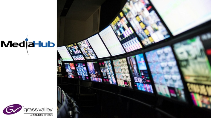 Grass Valley Helps MediaHub Address New Market Dynamics With Scalable Agile Services