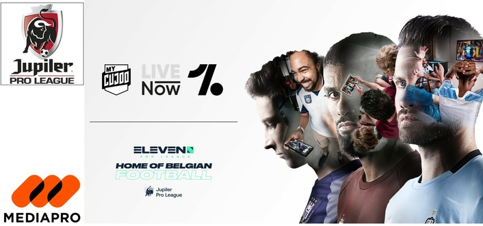 """Jupiter Pro League now also on """"MyCujoo"""", """"OneFootball"""" and LIVENow thanks to international agreement with Eleven and MEDIAPRO"""