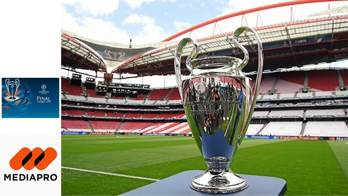 MEDIAPRO to produce final stage of the UEFA Champions League in Lisbon