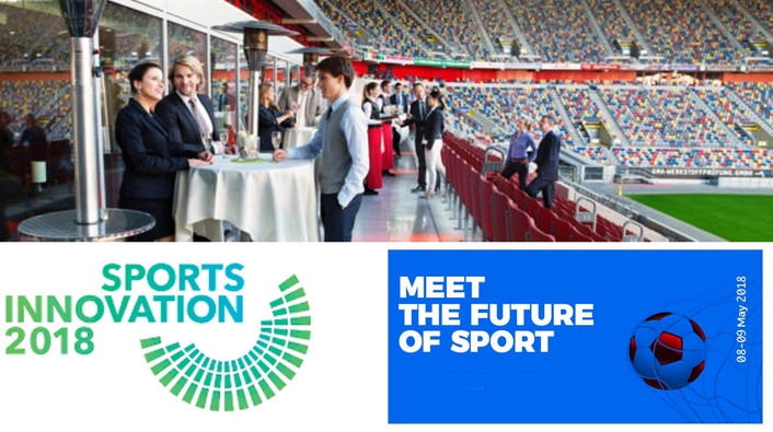 SportsInnovation 2018 in Düsseldorf: experience the future of sports technology live