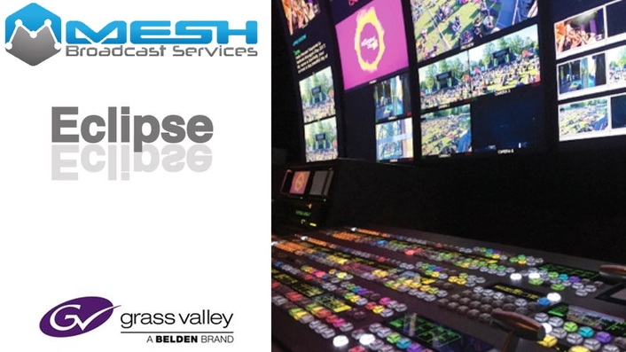Grass Valley Outfits MESH Broadcast Services Mobile TV Truck with an Integrated Video and Audio Processing Solution