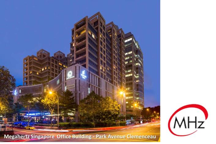 Megahertz Opens Singapore Office