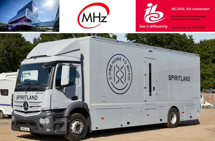 Megahertz to Showcase One-of-a-Kind, All-IP OB Truck at IBC2019