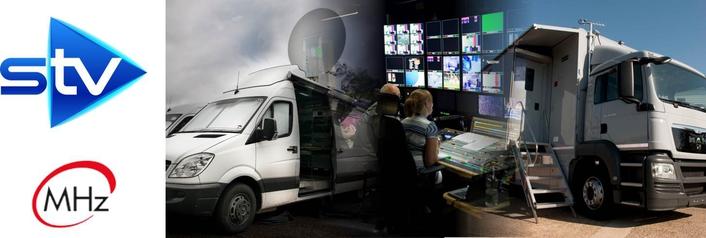 Megahertz builds pair of SNG trucks for STV
