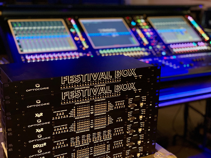 Optocore appoints RMS Proaudio for Spanish distribution