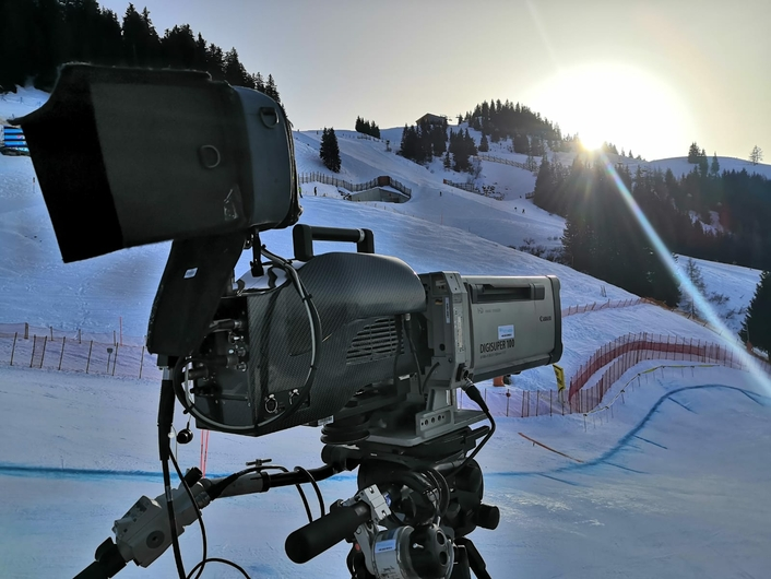 Host Broadcaster ORF Austrian Television chose LMC as exclusive HSSM camera supplier for the biggest televised sporting event in Austria.