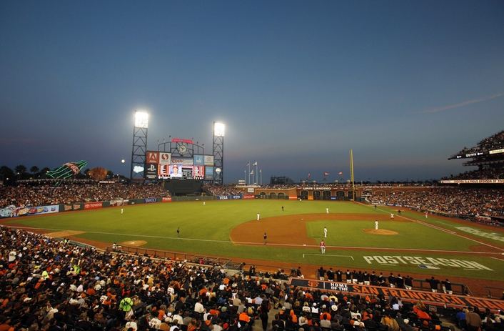 DYVI hits a homer for San Francisco Giants' in-stadium fan engagement