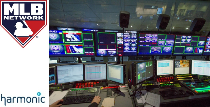 Harmonic Playout Solution Powers MLB Network