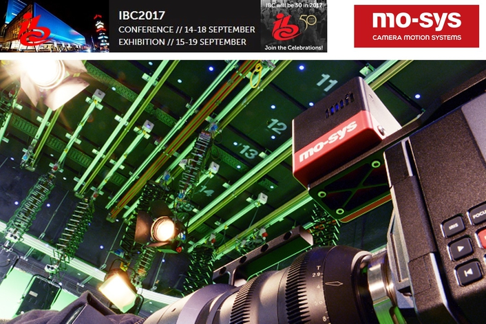 Mo-Sys' StarTracker Celebrates #20yearsoftracking at IBC2017