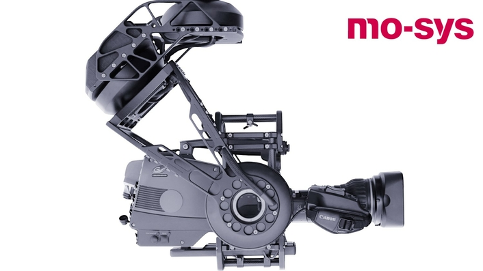 Mo-Sys launches radical new design for camera gyro-stabilization