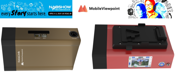 Mobile Viewpoint launches new suite of cellular video uplink solutions at NAB 2019