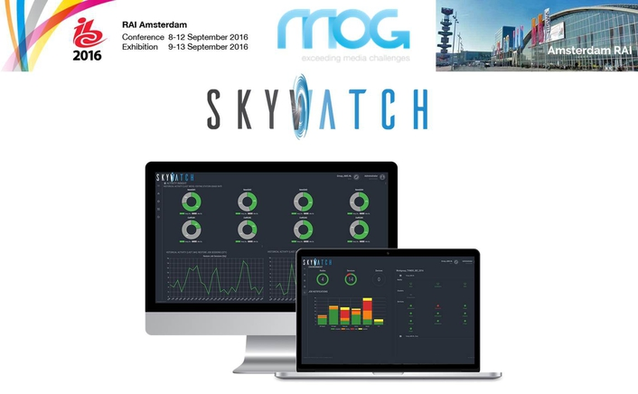 MOG brings analytics into production workflows at IBC 2016