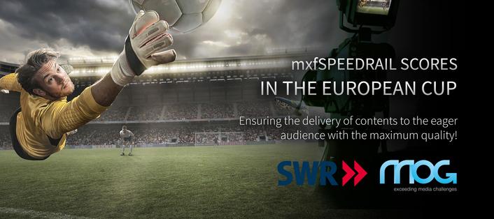 MOG's mxfSPEEDRAIL scores in the European Cup