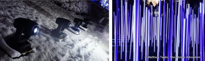 Design group Lightswitch and LD John Featherstone first to use award-winning weatherproof moving head