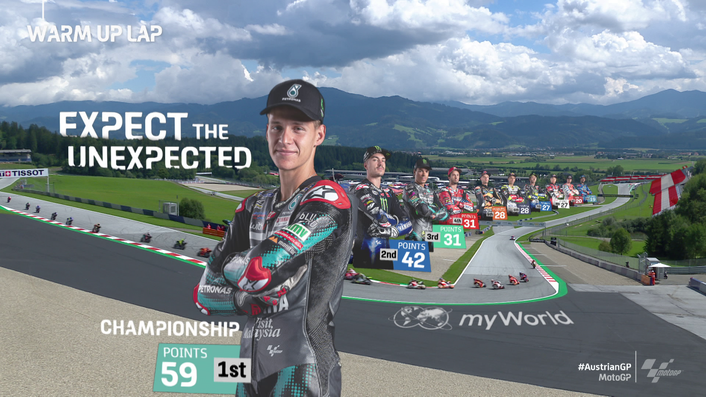 Dorna thrills MotoGP viewing audience with Viz Arena virtual and augmented reality graphics