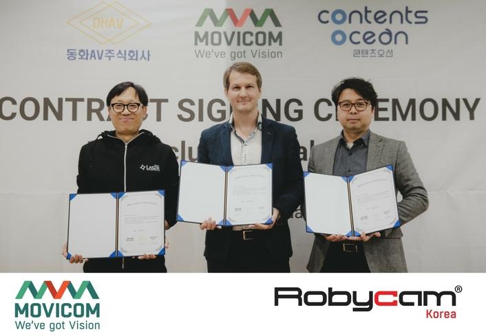 Robycam Global expands into South Korea