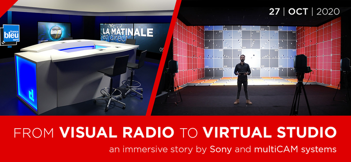multiCAM and Sony Team Up for Webinar, Open Days