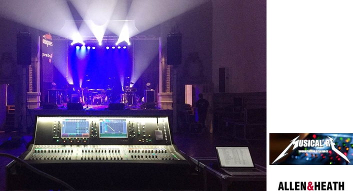 FRENCH PA COMPANY MUSICAL'RÉ INVESTS IN DLIVE