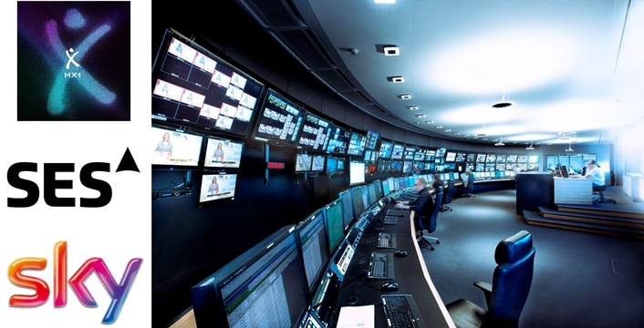 MX1 Guarantees the Continuity of Sky's Broadcasting Operations