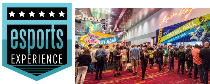 Grass Valley Premiers Live Esports Action and Professional Gamers at NAB Show