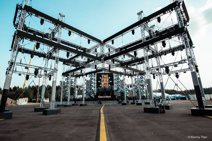 All Proteus™ Moving Head Rig for Germany's Nature One